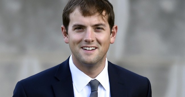 NBC's Luke Russert says he's leaving network