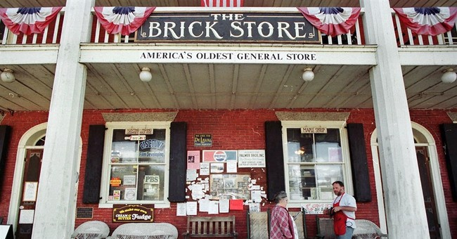 Historic general store, from 1700s or 1800s, sold at auction