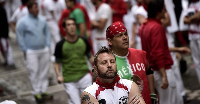 Spain: American gored in next-to-last San Fermin bull run