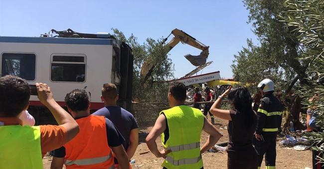 Italy train crash probe examines delays, antiquated control