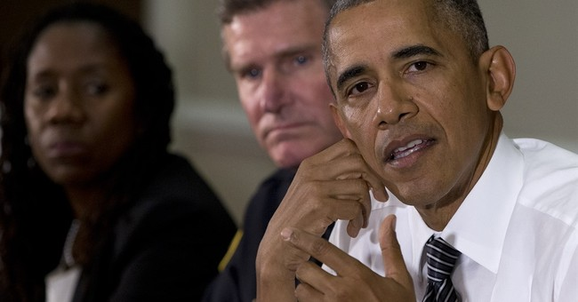 Obama: Still far from solving police, community issues