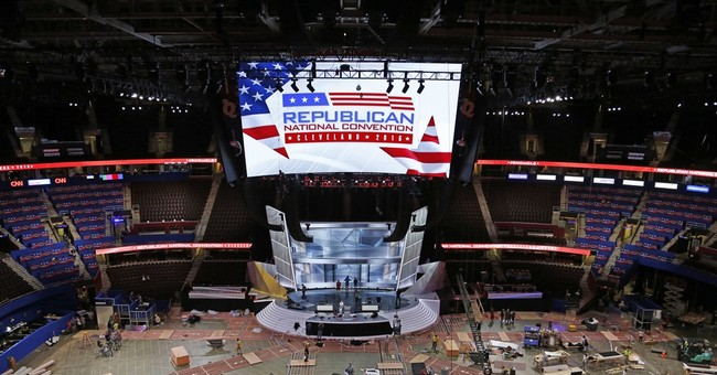 Cleveland, a fractured city, an apt place for GOP convention