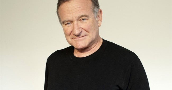Nothing Was Off-Limits for Robin Williams' Photographer