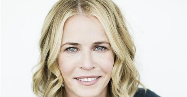 What late-night TV gender barrier? Chelsea Handler is global