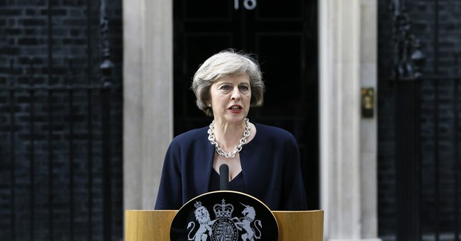 The Latest: German FM hopes Johnson wants 'sensible' ties