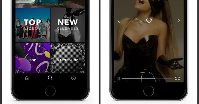 Vevo app refresh paves path to breaking free from YouTube