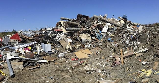 Alaska town bans longtime practice of scavenging at dump