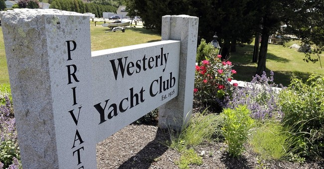 After outcry on no-women policy, yacht club reverses course