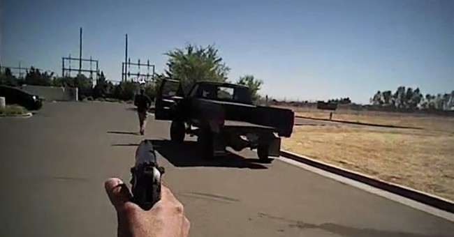 California police video shows fatal shooting of 19-year-old