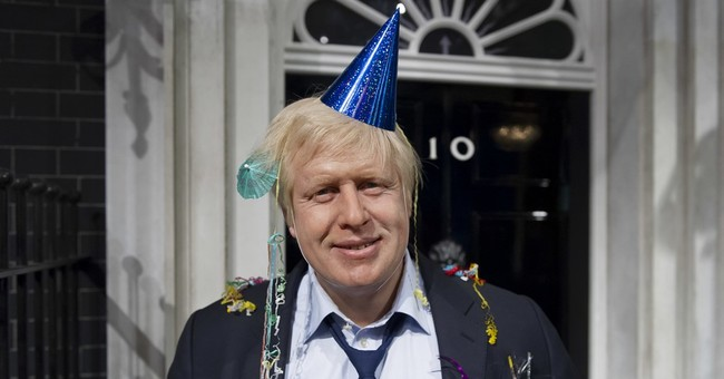 Boris Johnson: Britain's top envoy anything but diplomatic