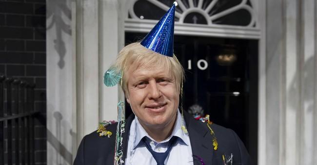 Boris Johnson's long record of insults, gaffes