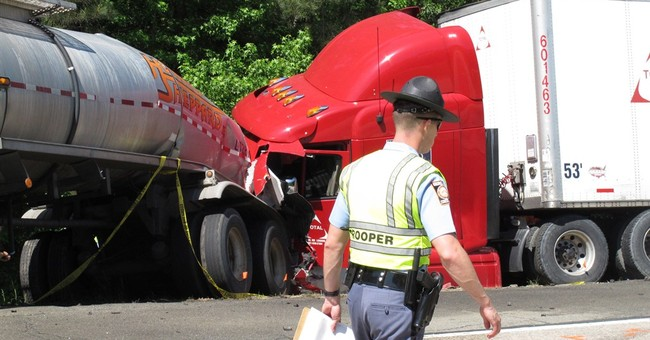 Truck driver charged in deadly Georgia crash due in court