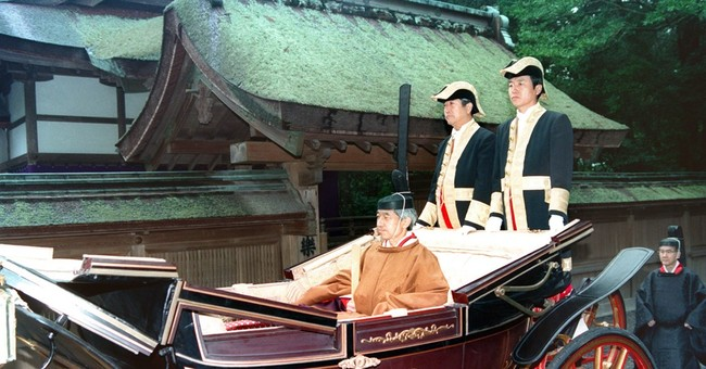 What may happen next if Japan's emperor decides to abdicate