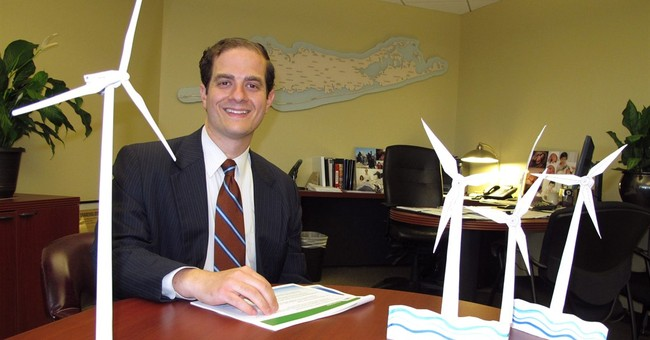 New York wind farm part of larger offshore energy ambitions