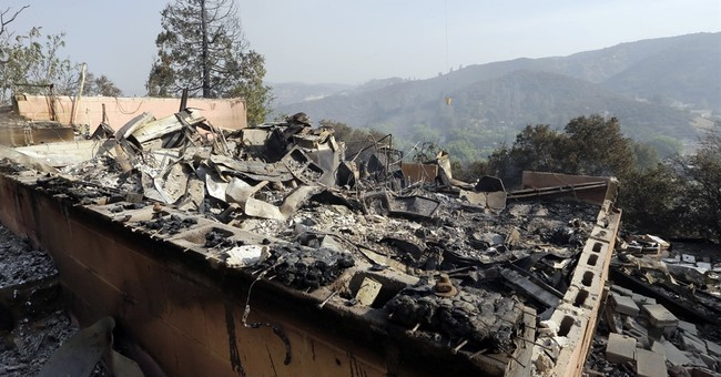 Homeowner sued for $25 million over California wildfire