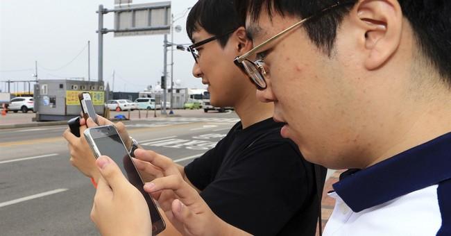 "Possible glitch sends ""Pokemon Go"" players to S. Korean city"