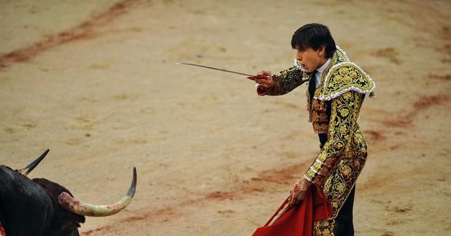 Spain: 9 injured, no one gored in final Pamplona bull run