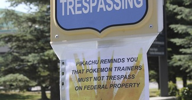 Property owners: Get off my lawn, Pokemon!