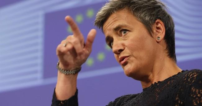 EU widens antitrust probe to include Google ad, shopping biz