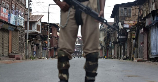 Indian troops, protesters clash in Kashmir despite lockdown