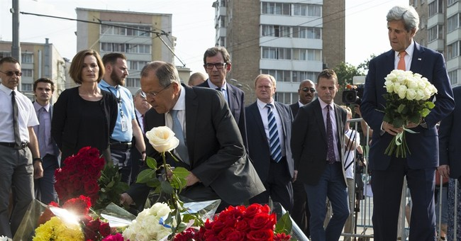 The Latest: French author decries attack