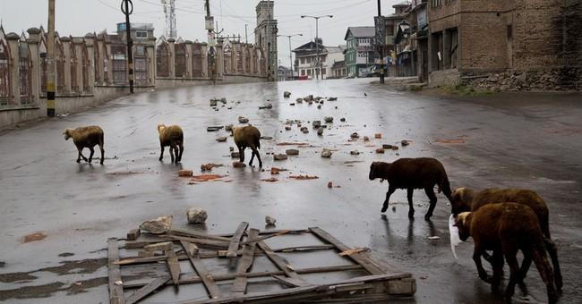 Indian troops, protesters clash in Kashmir despite lockdown