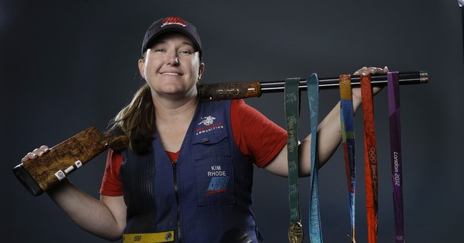 Resilient Rhode: Shooter's setbacks don't derail road to Rio