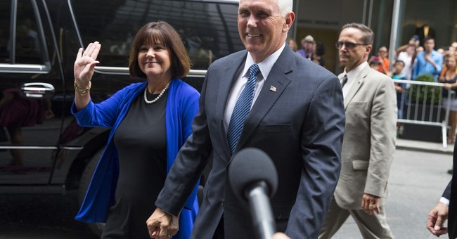 GOP delegates love Pence _ even those who don't like Trump