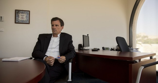 Helping Palestinians was an uphill battle for USAID chief