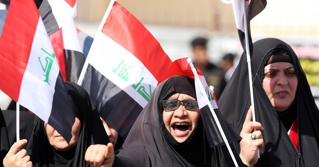 Supporters of Shiite cleric rally in Baghdad, demand reform