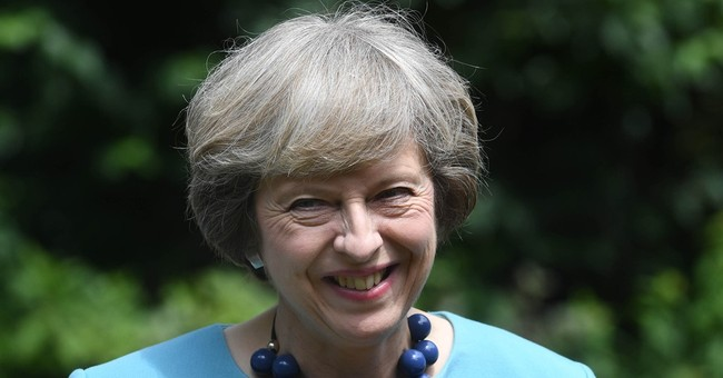 UK's new PM to make 1st overseas trips to Germany and France