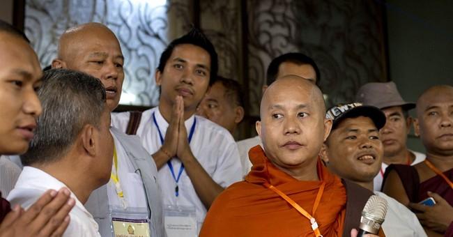 Myanmar government criticizes Buddhist nationalist group