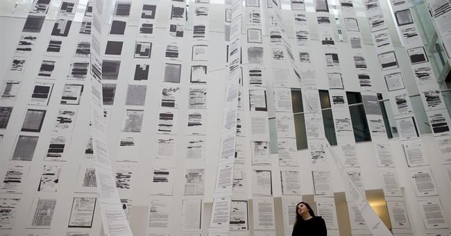 CIA declassified papers focus of art exhibit in Argentina