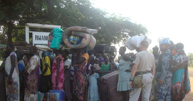 South Sudanese refugees could surpass 1 million this year