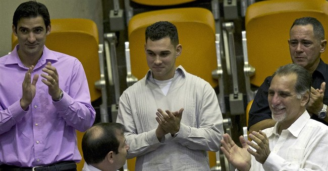 Cuba's Elian Gonzalez now a bearded college graduate