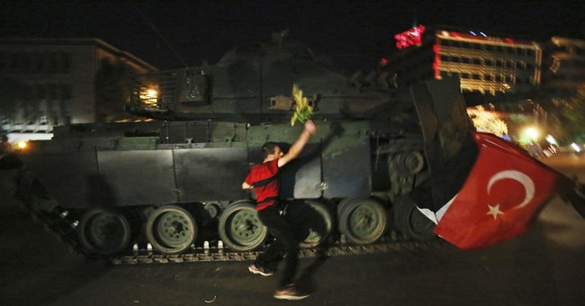 Turkish military has a history of staging coups
