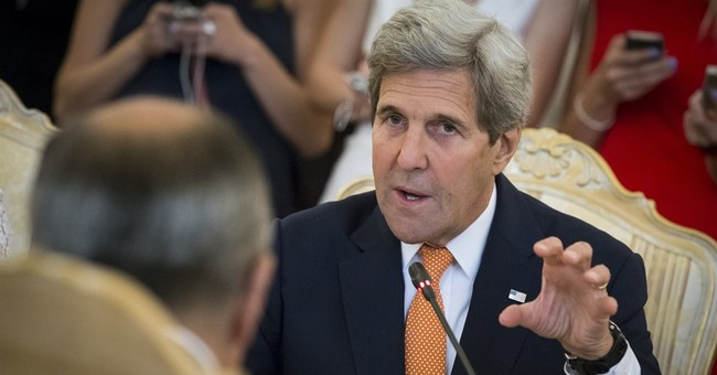 Kerry hopes for continuity in Turkey amid coup reports