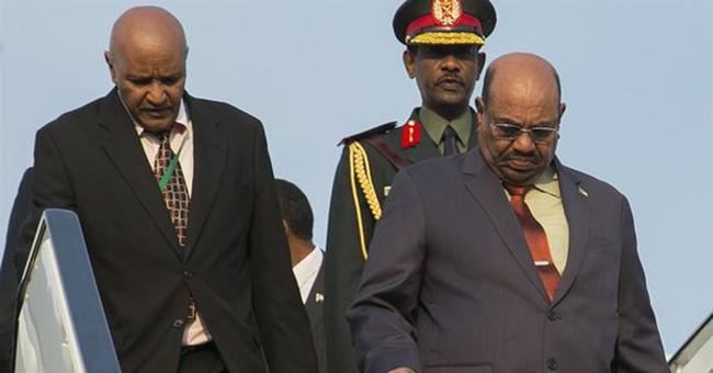 Sudan's al-Bashir, attending Rwanda summit, defies the ICC