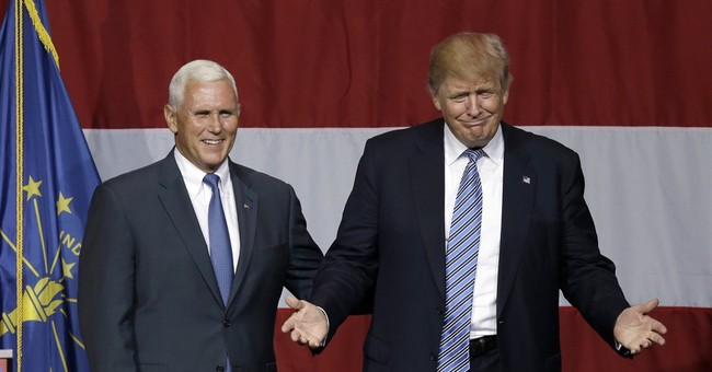 Trump, Pence don't agree on key social, economic policies