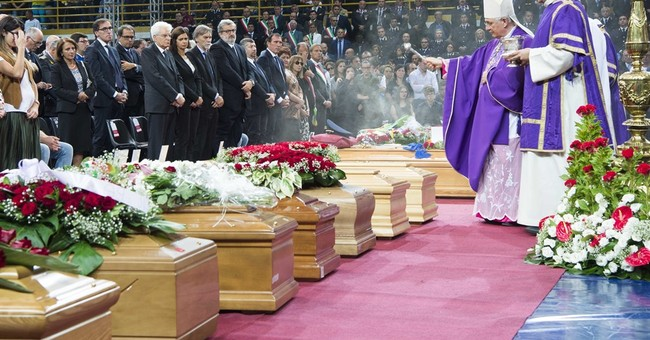 Italian Bishop decries neglect of south after train crash