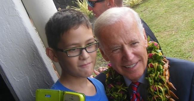 Vice President Biden makes stop in American Samoa's capital
