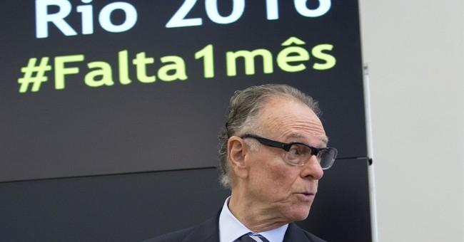 Head of Rio Games: Golfers skip because no money involved