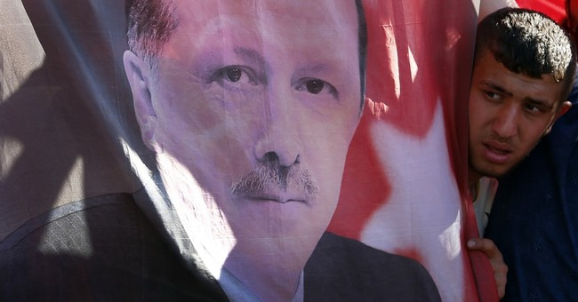 Turkish president Erdogan is a survivor and strongman