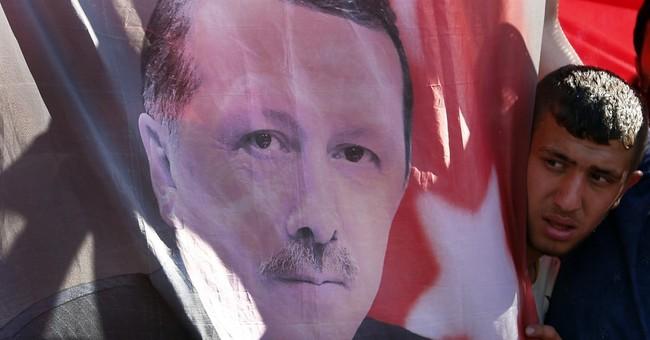 Turkish president Erdogan is a survivor and strongman