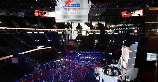 Some facts and figures about the site of the GOP convention