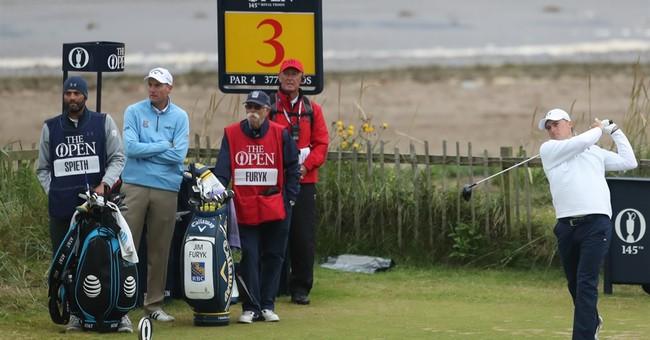 The Latest: Henrik Stenson wins British Open for 1st major