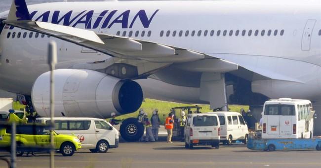 Emergency landing closes runway at Tokyo's Haneda airport