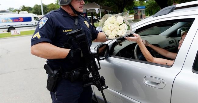 Baton Rouge police killer: An ex-Marine from Kansas City