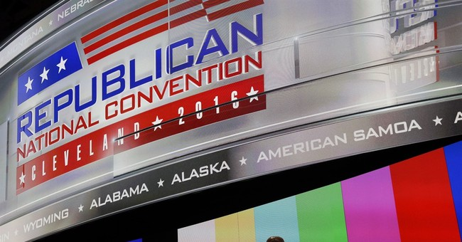 VIEWER GUIDE:  Convention to show GOP's love-hate for Trump