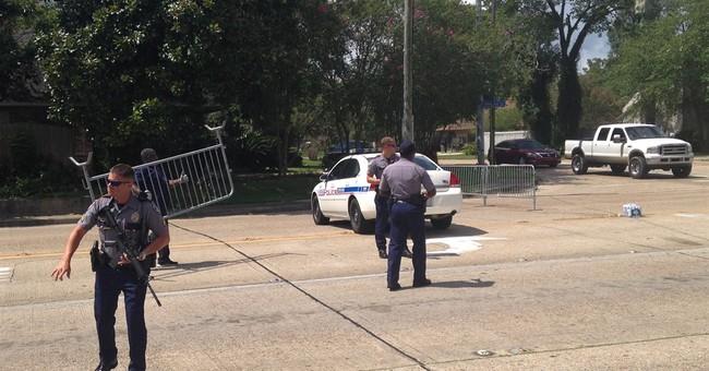 The Latest: Authorities open up shooting scene
